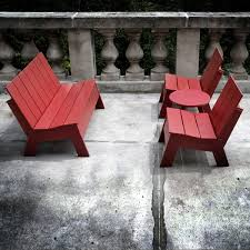 Marvelous Recycled Plastic Patio Furniture With Buy Poly Furniture Outdoor Furniture Recycled