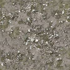 seamless river water texture. Perfect Texture Ground Terrain Sand Mud River Bed Muddy Riverbed Rocks Rock Pebbles  Side Riverside In Seamless River Water Texture