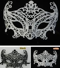 Giant Masquerade Mask Decoration black white fox mask venetian masquerade ball decoration wedding 94