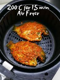 air fryer fish fry masala fried fish