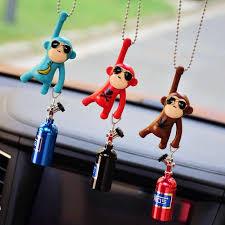 Cartoon Plastic Baymax Robot Shaking Head Figure <b>Car</b> Ornaments ...
