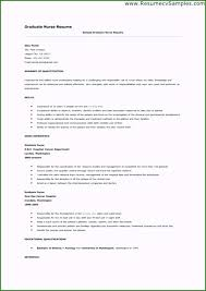 46 Surprising New Grad Nursing Resume Examples You Have To