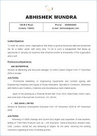 Official Resume Format Fascinating 28 New Official Resume Format Doc PelaburemasperaK