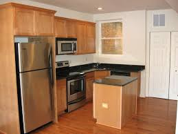 Kitchen Cabinets, Light Brown Rectangle Contemporary Wooden The Cheapest  Kitchen Cabinets Laminated Design For Cheap