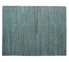 chenille jute rug pottery barn reviews photo 3 of 4 west elm marvelous braided heather indigo
