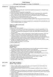 92A Job Description Resume Supply Specialist Resume Samples Velvet Jobs 69