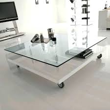 clear plexiglass coffee table table cover furniture creative glass living room table using square solid glasses and clear sheets with roller coffee coffee