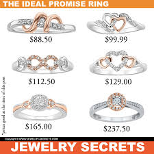 the ideal promise ring jewelry secrets
