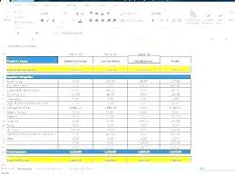Itemized List Of Expenses Template Monthly Expenses Worksheet Income And Expense Template Free