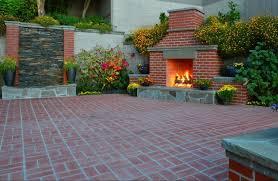 brick patio ideas. Red Brick Patio Designs Photos Design Ideas Airavata Co House Beautiful Patios Outdoor Covered Porch Concrete Backyard Stone Landscaping Rock Back Decor