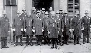 policing urban america in the gilded age essay  nypd officers 1900