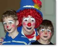 clown face makeup ideas photo 1