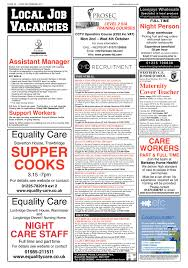 healthcare assistant jobs no experience required jobs whn white horse news