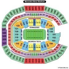 Mercedes Benz Stadium Atlanta Concert Seating Chart 57 Always Up To Date Mercedes Benz Stadium Seat Numbers