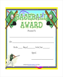 T Ball Certificate Template 5 Word Pdf Ai Indesign