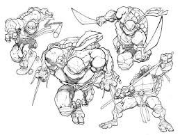 Download Coloring Pages. Tmnt Coloring Pages: Tmnt Coloring Pages ...