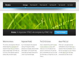 dreamweaver business website templates css menumaker arcana dreamweaver template