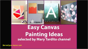 best of painting ideas easy canvas