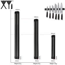 XYj Дамаск Нержавеющая сталь <b>Магнитная подставка для ножей</b> ...