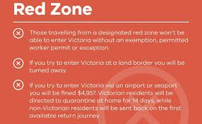 Victoria is establishing a permit system for all domestic travel into victoria. Victoria Introduces New Traffic Light System With Nsw Border To Reopen The Courier Ballarat Vic