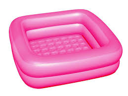 image of inflatable toddler bath