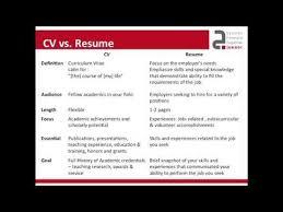 Resume V Cv - April.onthemarch.co