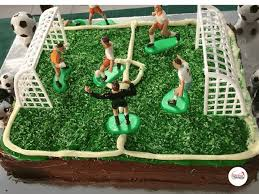Friday Favourites Making a Soccer themed birthday cake Sizzling