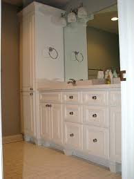 beautiful ideas white bathroom linen cabinet and for closet storage