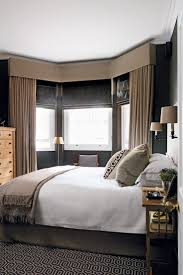 Best  Bay Window Curtains Ideas On Pinterest - Master bedroom window treatments