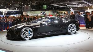 Based on the chiron, bugatti uses a coachbuilding approach for every la voiture noire. Bugatti La Voiture Noire Allegedly Bought By Cristiano Ronaldo Update