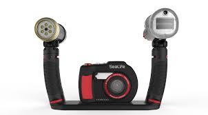 Sea Dragon 2300 Auto Light Sealife Introduces New Dc2000 Sea Dragon Camera Sets Scuba