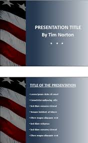 Best Photos Of Free Patriotic Powerpoint Templates July