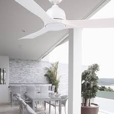 outdoor ceiling fans white. Modern LED Fans |YLighting Outdoor Ceiling White N