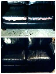 diy dye leather sofa painting fake bonded couch furniture paint how to a appealing