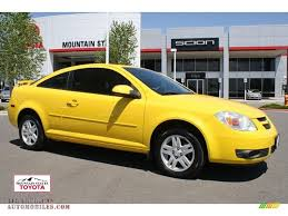 2006 Chevrolet Cobalt LT Coupe in Rally Yellow - 811917 | All ...