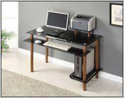 desk setup for laptop outstanding ergonomic