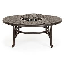round outdoor coffee table side in small decor 17