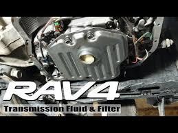 2008 rav4 transmission fluid and