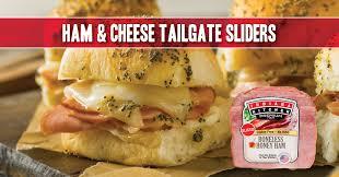 Ham Cheese Tailgate Sliders Indiana Kitchen