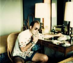 gonzo today what hunter s thompson means to modern journalism hunter s thompson via quand bien meme