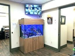 aquarium office. Office Fish Aquarium Tank Desks Desk Divider Lamp .