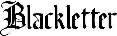 black letter font how fonts are fueling the culture wars wired
