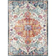 5 7 area rugs ivory 5 ft x 7 ft indoor area rug 5 x 7