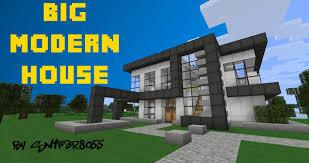 Big modern houses Modern Mansion Big Modern House By Sn1p3r8055 Redworkco Big Modern House By Sn1p3r8055 Minecraft Project