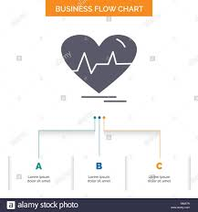 Heart Beat Chart Ecg Heart Heartbeat Pulse Beat Business Flow Chart