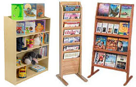 Wooden Book Display Stand Book Stands Book Holders For Bookstore Library Use 10