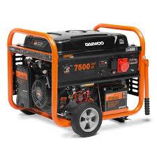 Бензиновый генератор <b>DAEWOO</b> GDA 8500E-3