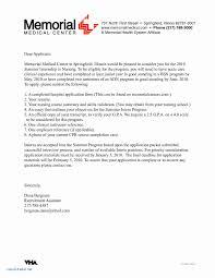 Cover Letter Nursing Internship Save Sample Application Letter For