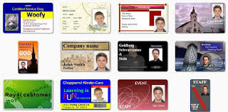 employee badges online tutorial how to use idcreator online id maker options for