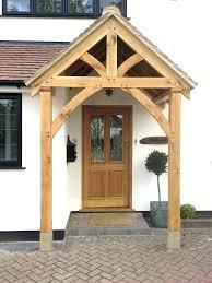 diy wood front door wooden door awning front door awnings ideas less front door awning ideas